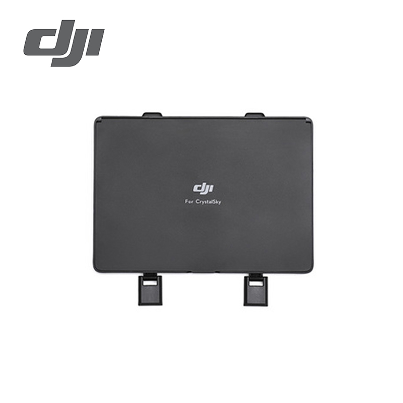 DJI CrystalSky Monitor Hood shields the CrystalSky screen from direct sunlight 5 5 and 7 85