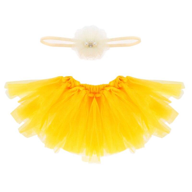 Newborn Baby Girls Skirt Photo Props Recem Nascido Foto DIY Photo Photography Prop Baby Girls Costume