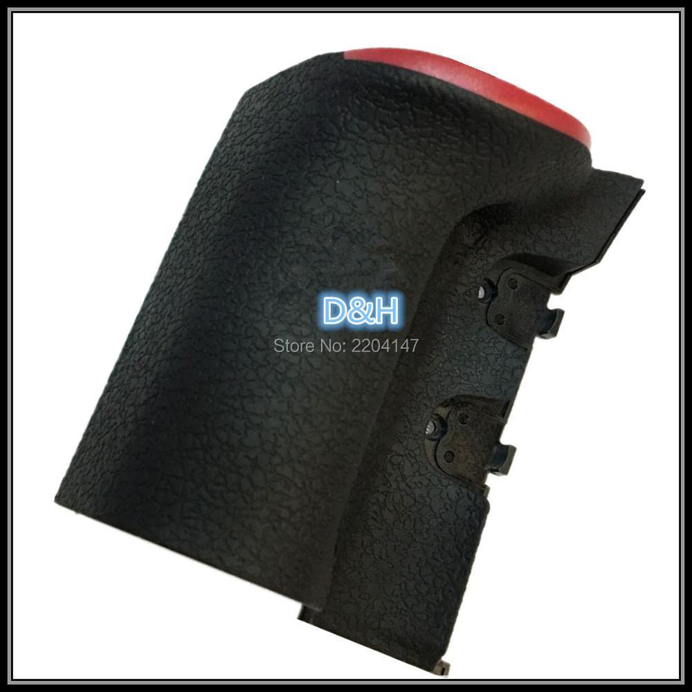 100% Original Front Hand Grip Rubber Unit For Nikon D800 /D800E Camera Repart Part original for nikon d800e d800 aperture motor control camera replacement unit repair parts
