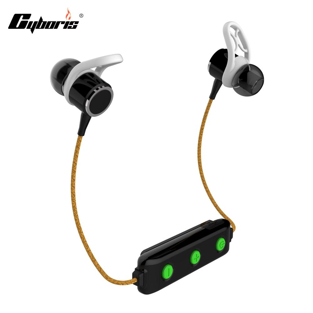 Cyboris Sport 4.0 Auriculares Bluetooth Auriculares Estéreo A prueba - Audio y video portátil - foto 5