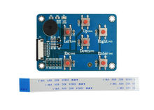 1PCS Expansion Board For Nextion Enhanced HMI Intelligent LCD Display I/O Extend k521 16dx expansion i o module16di dc24v new