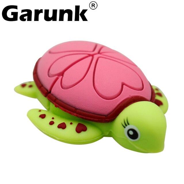 Tortoise Genuine USB Flash Drive cartoon Tortoise Turtle memory stick cool pen drive 4GB 8GB 16GB 32GB pendrive Free shipping