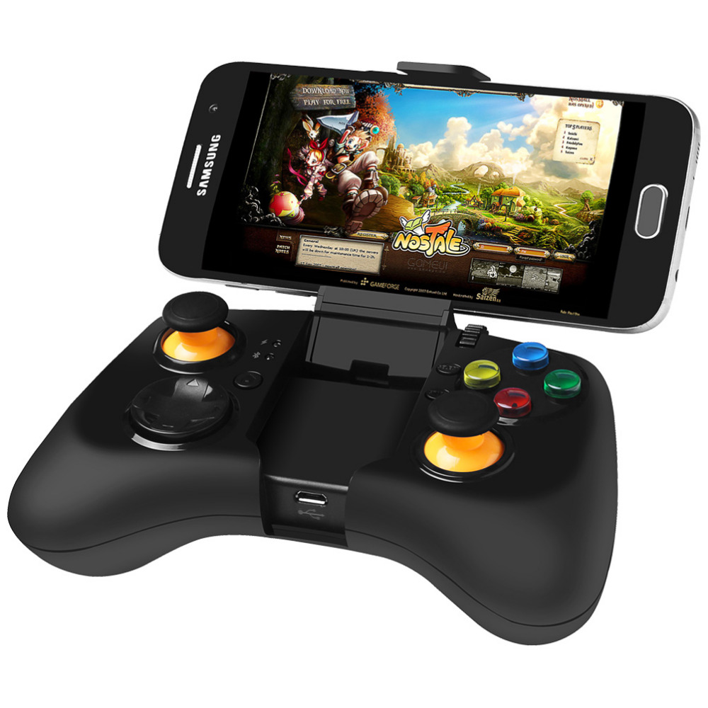 BEBONCOOL Wireless Bluetooth Game Controller Gamepad Joypad Joystick for Android Phone Samsung Gear VR with Clip