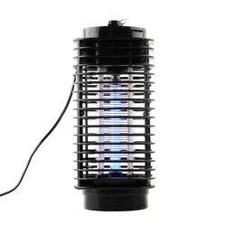 Diseño moderno UE ee.uu. Plug Bug Zapper Mosquito insecto asesino lámpara eléctrica Pest Moth Wasp mosca Mosquito asesino 110 V /220 V
