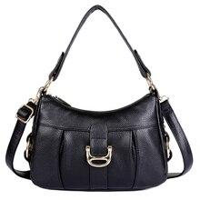 Frauen Totes Handtaschen Aus Echtem Leder Frauen Umhängetaschen Hohe Kapazität Crossbody Totes Weibliche Messenger Bags Taschen Femininas
