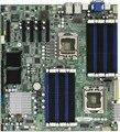 Original frete Grátis para tyan S7012 1366 pin dual 4 * NIC 5520/X58 motherboard do servidor (em vez de a intel s5520hc)