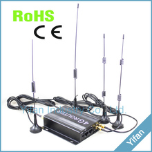 R320 Series WIFI LTE car 4g router with sim card slot and external SMA antenna