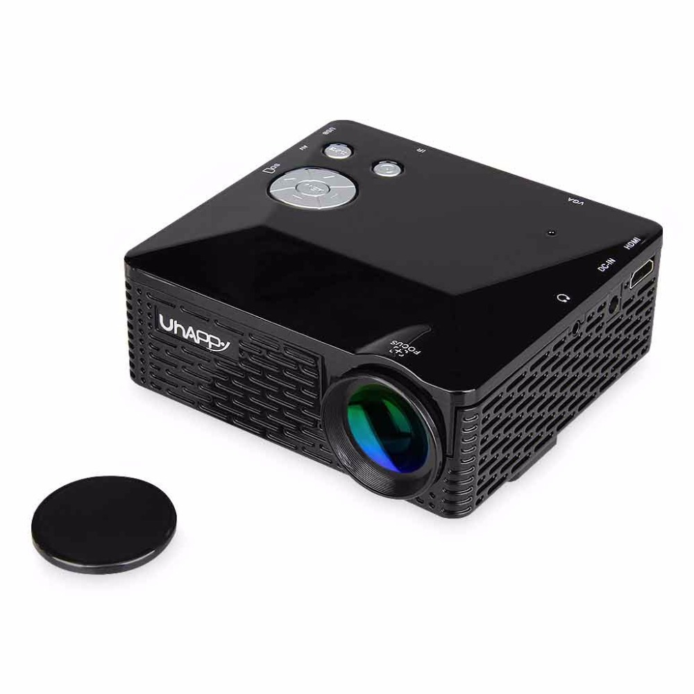 Popular video projector hdmi buy cheap video projector for Mini hd projector
