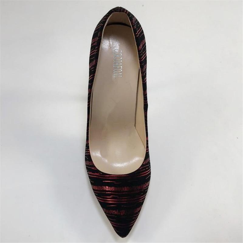De Bout La Mariage Chaussures Taille Haute Or Argent Parti Talons Femme Stiletto Talon Sexy Plus Femmes Bande Pointu Pompes Cocoafoal wEPOqZX