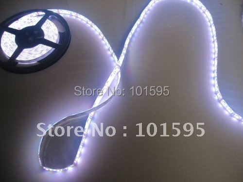 Pure Cool White 5M Waterproof 5050 SMD LED Strip 300 Leds 60LED/M Green Blue Red Yellow Warm White