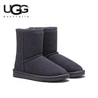 2019 Original UGG BOOTS 5825 Women uggs snow shoes Winter Boots Women's Classic Short Sheepskin Snow Boot ugs australia boots