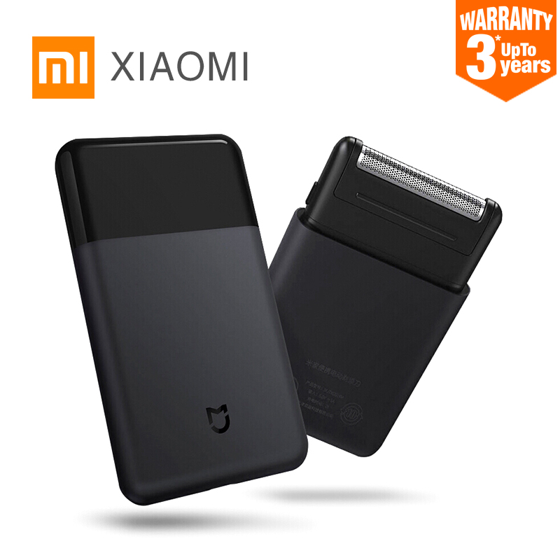 Original Xiaomi Afeitadora eléctrica para hombres inteligente Mini portátil  de afeitar plenamente cuerpo de condensador de ajuste inalámbrico de afeitar  ... 49d5d25dc35a