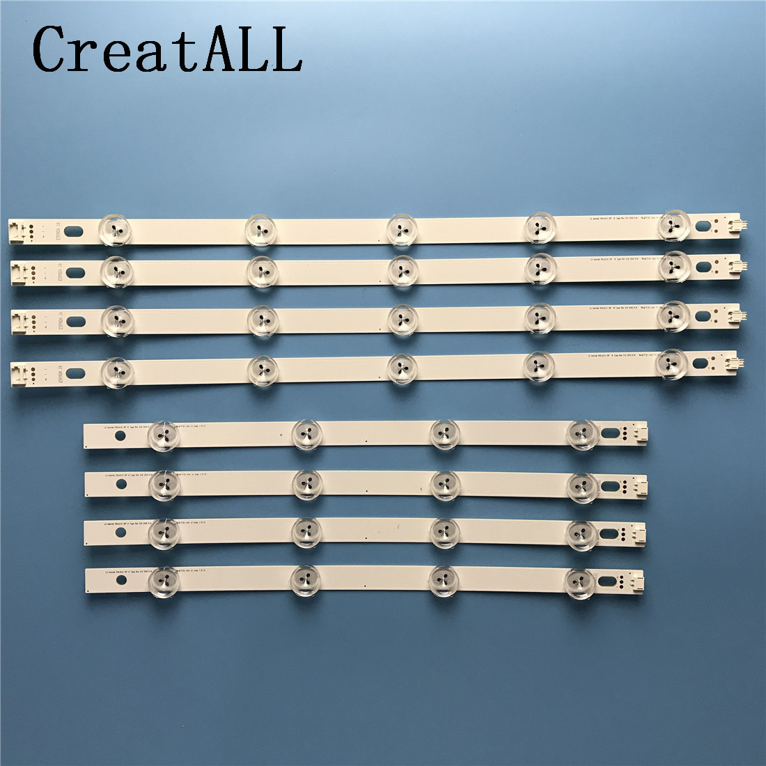780mm 9 LED Oroginal Backlight strip For LG 39 TV LG 39LN5100 INNOTEK POLA2 0 39