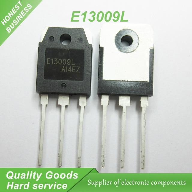 Free shipping 10pcs/lot transistor TO-3P KSE13009L E13009L 13009 12A / 700V NPN new original