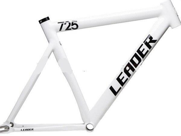 725/735 leader Road Bike Cycling Frame Stickers DICS Bike Decal ...