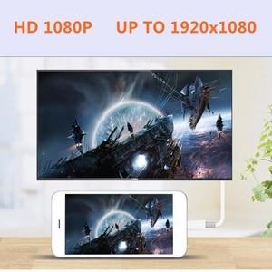 Image 5 - Lighting to HDMI Av Adapter สำหรับ iPhone Lightning to HD TV Audio Video HDTV Converter สำหรับ iPhone X 6S สำหรับ iPad iPod