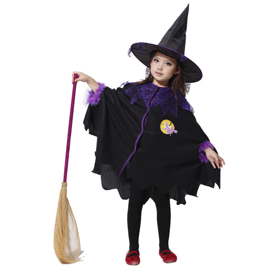 Compare Prices on Witch Costume Kids- Online Shopping/Buy Low ...