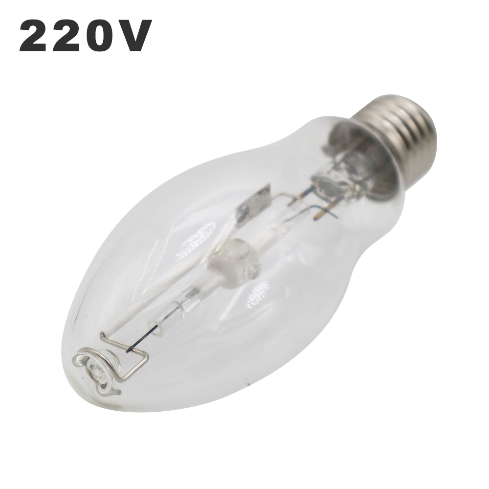 E27 E40 Metal Halide Lamp Spherical 220V MH Cast Light Bulb Agricultural 70W 100W 150W 250W 400W 1000W Stadium Street Lighting