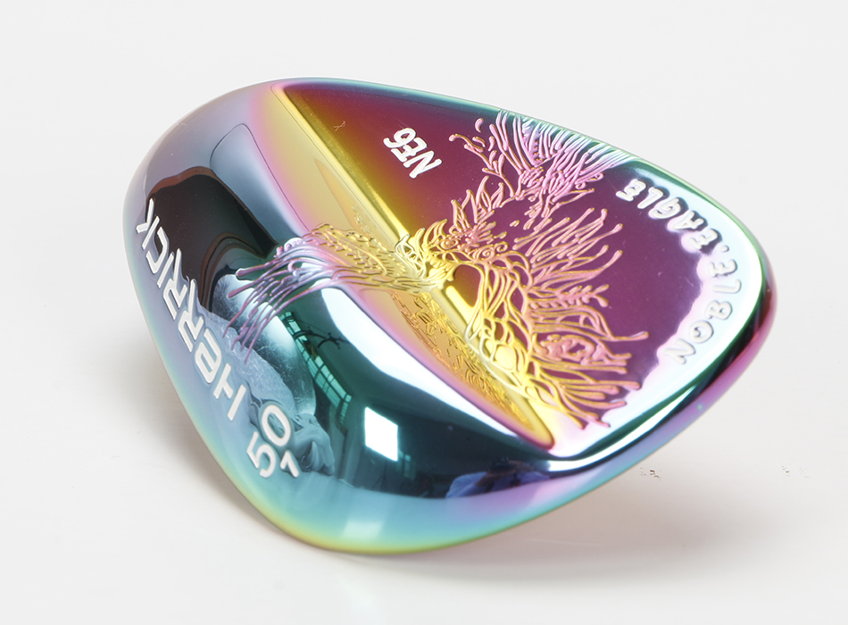 Image 4 - golf wedge right handed unisex colorful Steel Shaft Reversible spin technique golf clubs golf wedge head-in Golf Clubs from Sports & Entertainment