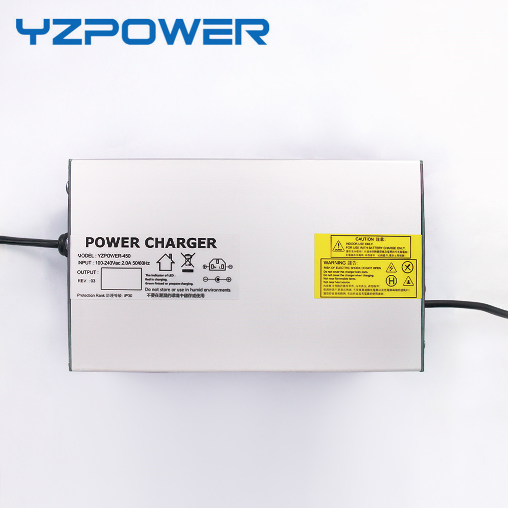YZPOWER Toy Car Li-ion Lipo Lithium Battery Charger 58.8V 8A 9A 10A 11A 12A 13A 14A 15A With CE FCC 30a 3s polymer lithium battery cell charger protection board pcb 18650 li ion lithium battery charging module 12 8 16v