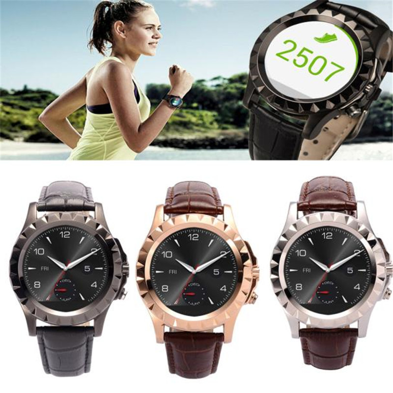 New Smart Healthy Watch Heart Rate Monitor Fitness Bluetooth Smart Sports Wrist Watch Phone Mate For Android ios Samsung LG Sony f2 smart watch accurate heart rate