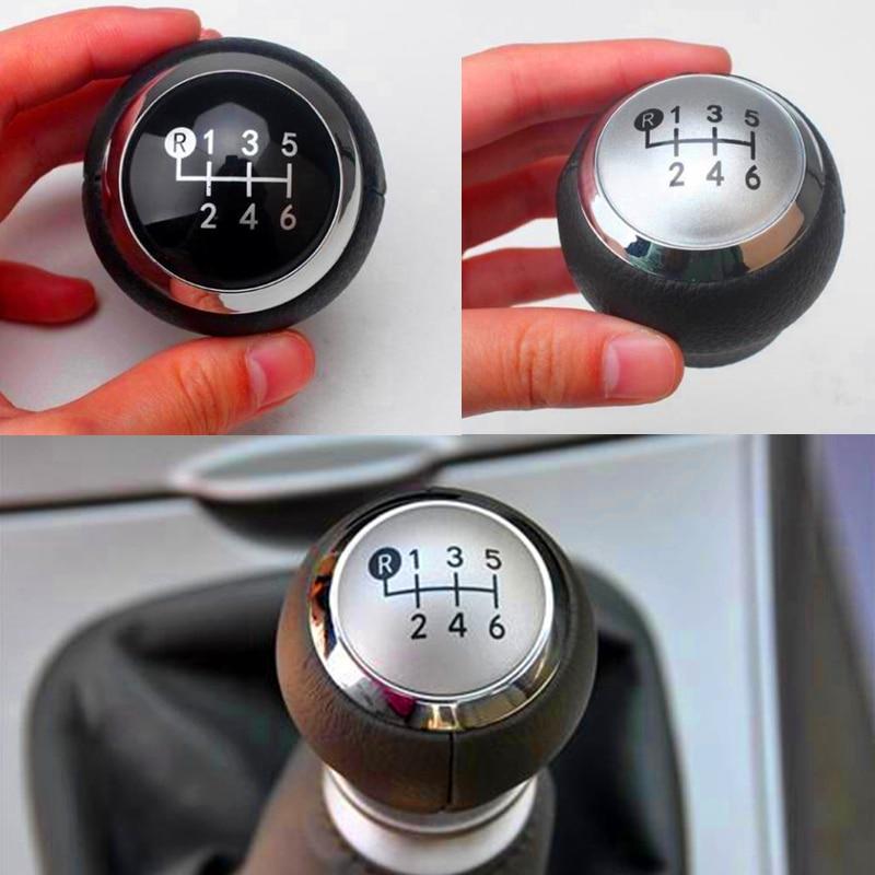 Manual Transmission Speed Car Gear Shift Knob Shifter Knob For Toyota Corolla Mt