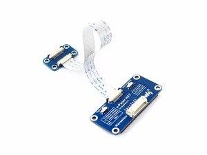 Image 1 - Waveshare E กระดาษDriverหมวกสำหรับUniversal E กระดาษดิบแผงE Inkกระดาษแสดงใช้งานร่วมกับraspberry Pi 2B/3B/3B +/Zero