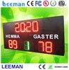 Leeman Digital Number LED Basketball Hockey Rink Area Cricket Scoreboard Display Board Digital Scoreboards With Shot