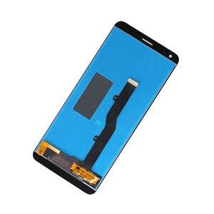 Image 2 - עבור zte להב V9 LCD מסך זכוכית מסך מגע מסך digitizer עבור zte להב V9 LCD מסך החלפת טלפון אבזרים