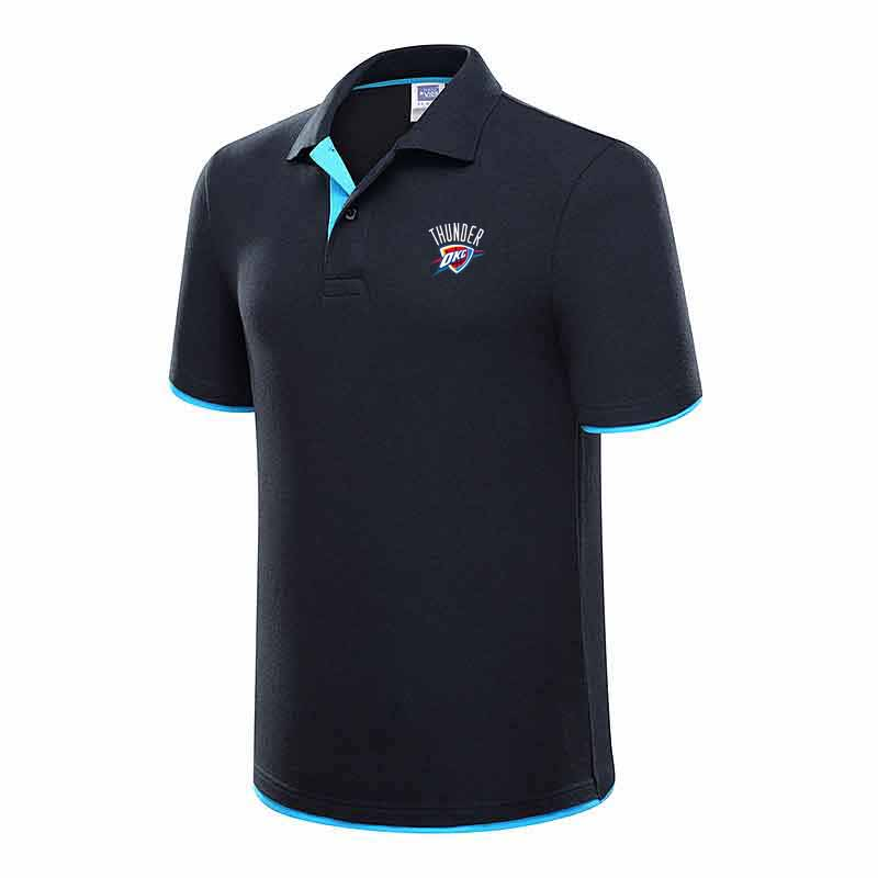 Thunder plus new men's   polo   shirts in size xs-3 xl, high-quality men's cotton short-sleeved shirts, summer men's   polo   shirts2019