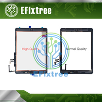 New 2017 Year Black White A1822 A1823 Touch Screen For IPad 5 5th Generation Digitizer Outer