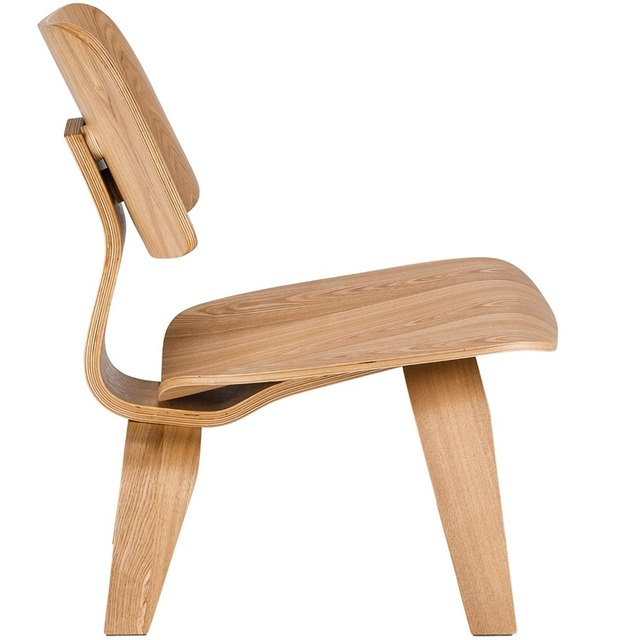 Molded Plywood Lounge Chair 2
