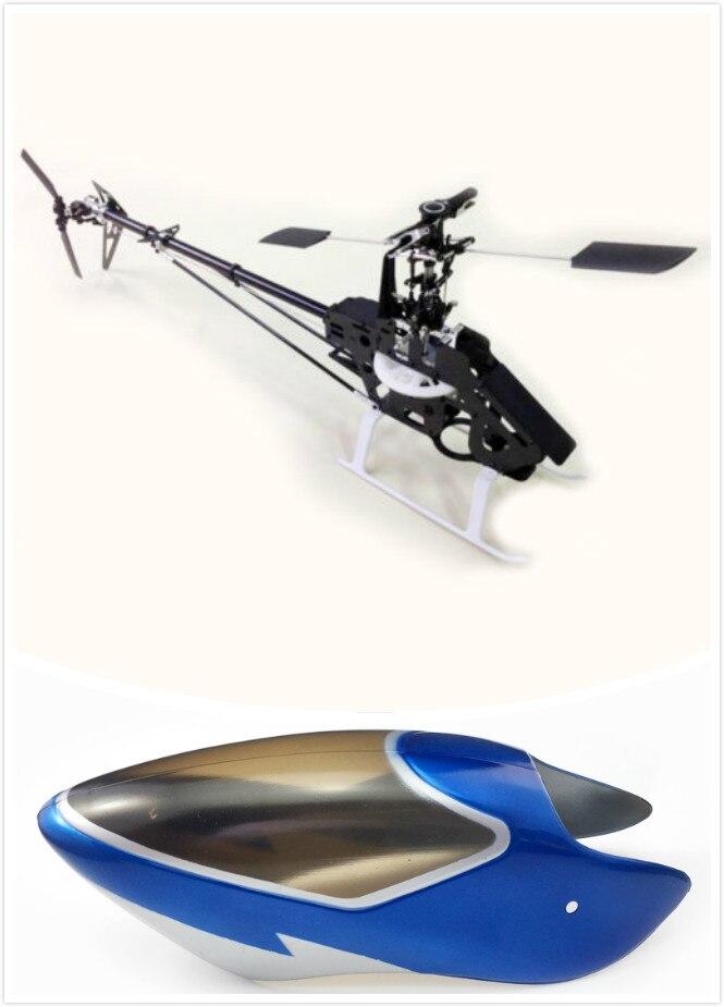 Gartt RC 450 PRO hubschrauber mit Carbon faser wichtigsten Rahmen gürtel Schwanz Rotor set Passt Align Trex 450 hubschrauber Kit-in Teile & Zubehör aus Spielzeug und Hobbys bei  Gruppe 1