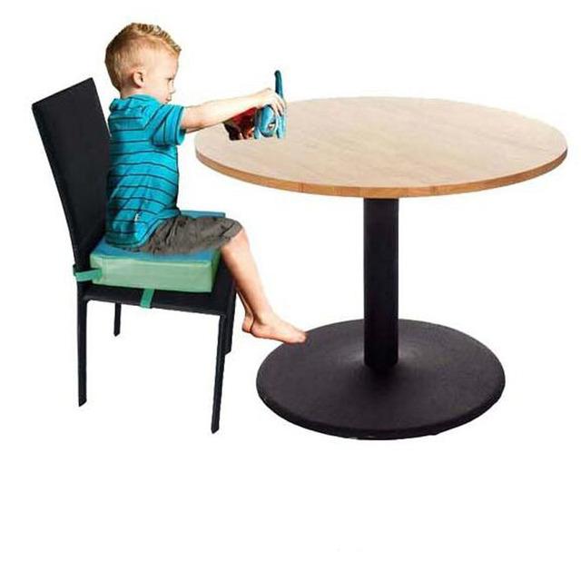 1 PC Ajustável Destacável Esponja Almofada Cadeira Portátil Do Bebê Lactentes Crianças Almofadas Carrinho De Criança Almofada Cadeira de Jantar Almofada Do Assento