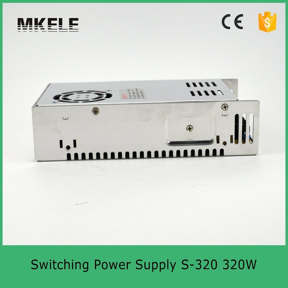 transform 220v ac to 5v dc S 320 5 320W 5v 50A ac dc converter variable dc voltage regulator led switching power supply