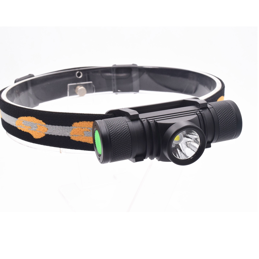 Faróis de Led usb farol faróis farol 18650 Proposito : Outdoors Hiking Hunting Fishing Cycling