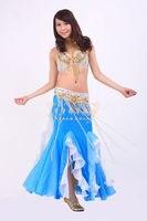 2014 Belly Dance Set Quality Belly Dance Set Belly Dance Costume Belly Dance Performance Wear