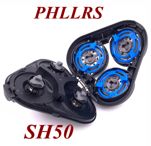 SH50 S5000 Razor blade replacement head for philips Electric Shaver SH30 S7000 S9000 RQ10 RQ11 RQ12 HQ2 HQ3 HQ4 HQ54 HQ64-in Razor from Beauty & Health    1