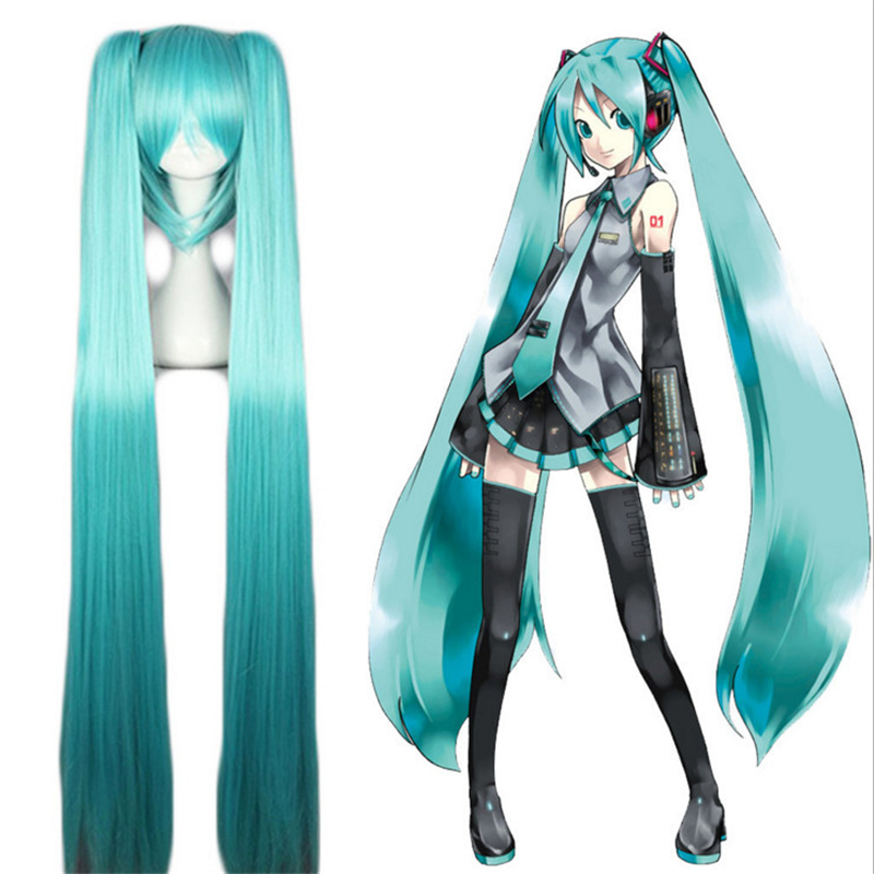 Anime Two Dimensions Hatsune Miku Cosplay Costume Cute Women Girls Cotton Dress Cosplay Props Fancy Ball Party Skirts Suits