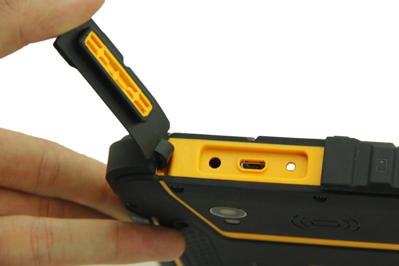Sincoole IP67 7 ιντσών 4G LTE RAM 3GB ROM 32GB Rugged Tablets - Βιομηχανικοί υπολογιστές και αξεσουάρ - Φωτογραφία 2