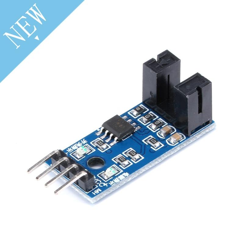 10 Stücke Slot Typ Ir Optokoppler Geschwindigkeit Sensor Modul Lm393 Für Arduino Nut Koppler Sensor 3,3 V-5 V Verbinden Relais Summer Modul Rheuma Und ErkäLtung Lindern