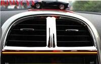 Bjmycyy frete grátis tomada central do carro decoração caixa de luz para chevrolet malibu 2013 2014