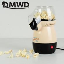 CUKYI Electric DIY mini Hot air popcorn machine poper pop corn maker Household kitchen appliances machine