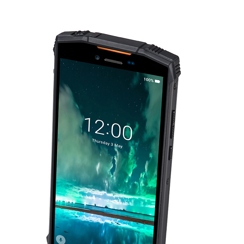 Image 3 - Original Doogee S55 4G LTE Dual Sim IP68 Smartphone Android 8.0 Octa Core 4G+64G Waterproof Shockproof Phone Fingerprint 5500mAh-in Cellphones from Cellphones & Telecommunications