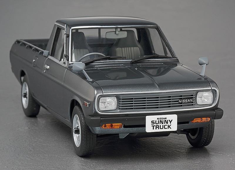 1/24 Car Model Sunshine Pickup Truck (GB 122) Later Edition 20275