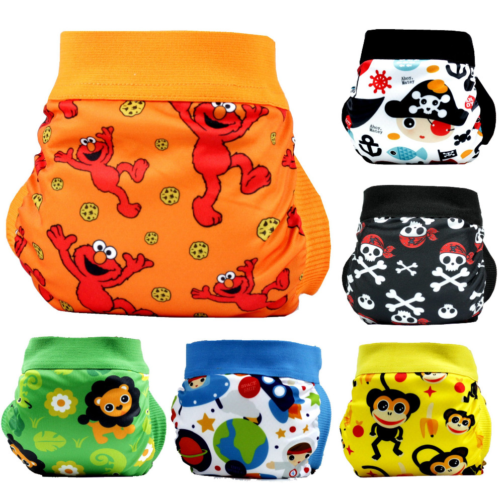 FREE SHIPPING 2018  gladbaby diaper costume boys,male baby cloth diaper nappies Adjustable washable