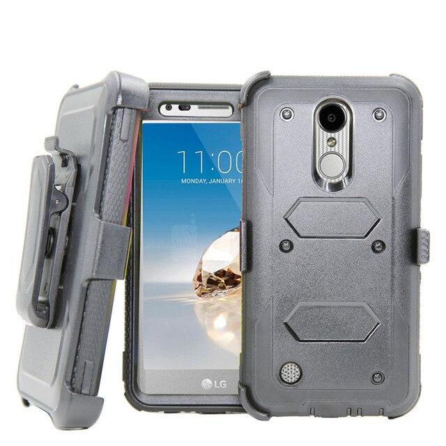 Gray Phone case lg k20 5c64f482953a7