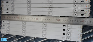 """Image 3 - Светодиодная подсветка 8 лампа для LG 42 inch TV DRT 3,0 42 """"drt 2,0 42"""" 6916L 1709B 1710B 1957E 1956E 6916L 1956A 6916L 1957A 42LB561v"""