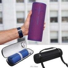 Hard Travel Case Storage Pouch Sleeve Strap Shoulder Bag for Ultimate Ears UE MEGABOOM 3 Portable Bluetooth Wireless Speaker
