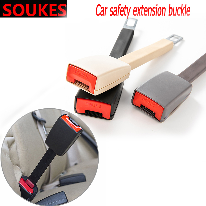 Car Safety Seat Belt Buckle Alarm Stopper Clip Clamp for LEXUS Series NX RX CT